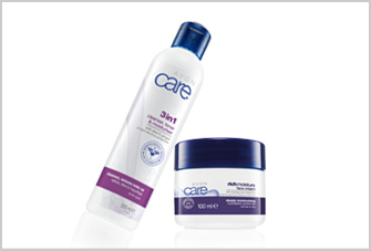 Avon Care - deterge e rimuove il make-up