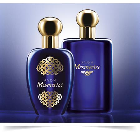 AVON,  nuova  fragranza, Mesmerize per lei e  per lui