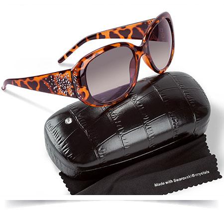 Avon Krystle Sunglasses with Swarovski® Crystals
